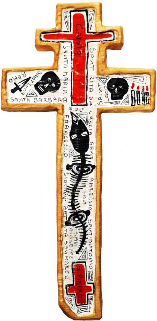 4 Croce da Santeria filippo biagioli
