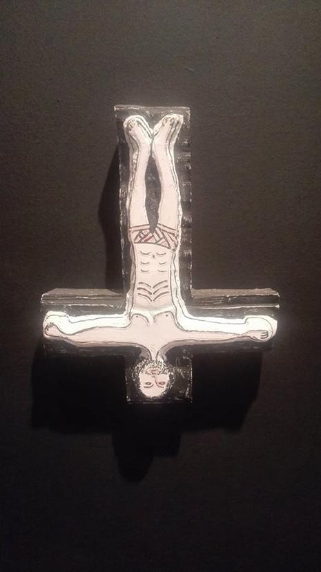 filippo biagioli croci esoteriche san pietro