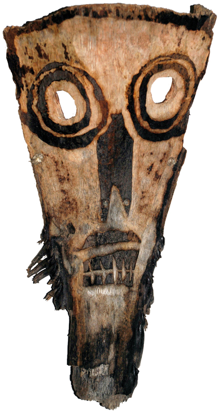 filippo biagioli Maschera in palma Mediterranea