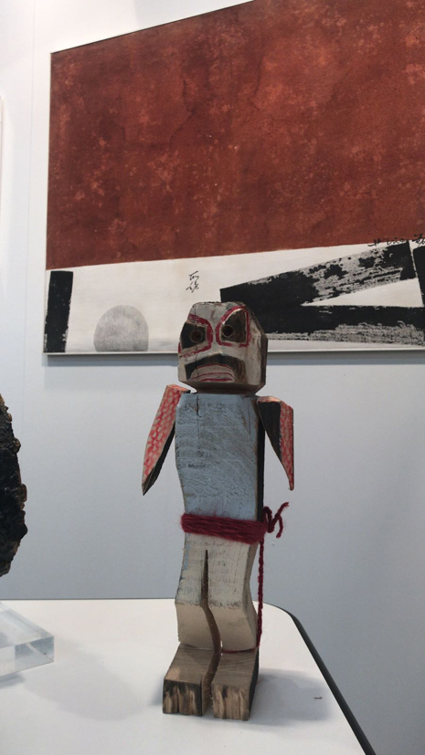 filippo biagioli stand borromeo arte genova 2018 2
