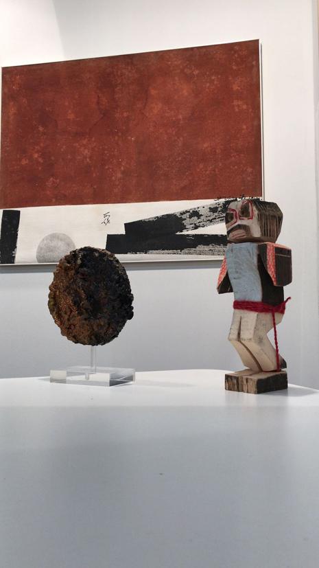filippo biagioli stand borromeo arte genova 2018