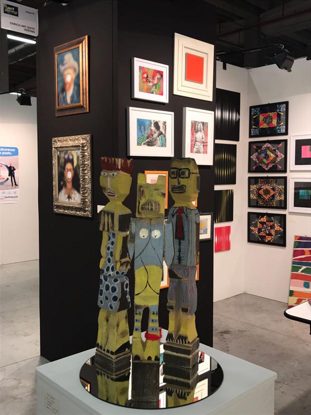 filippo biagioli arte parma enrico art suite 2018
