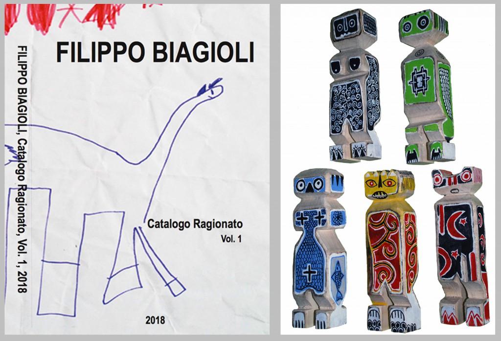 Catalogo Ragionato Filippo Biagioli e Bambole