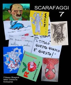 Promo Scarafaggi 7 Biagioli Oddone Easypop
