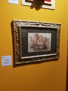 The Best mostra al museo MOCA Montecatini Terme Ferroni