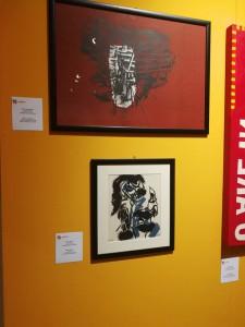 The Best mostra al museo MOCA Montecatini Terme Scanavino e Appel