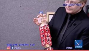 Filippo Biagioli Gio'o Doll Alessio Calestani TV