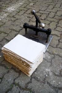 Filippo Biagioli Carta Rituale