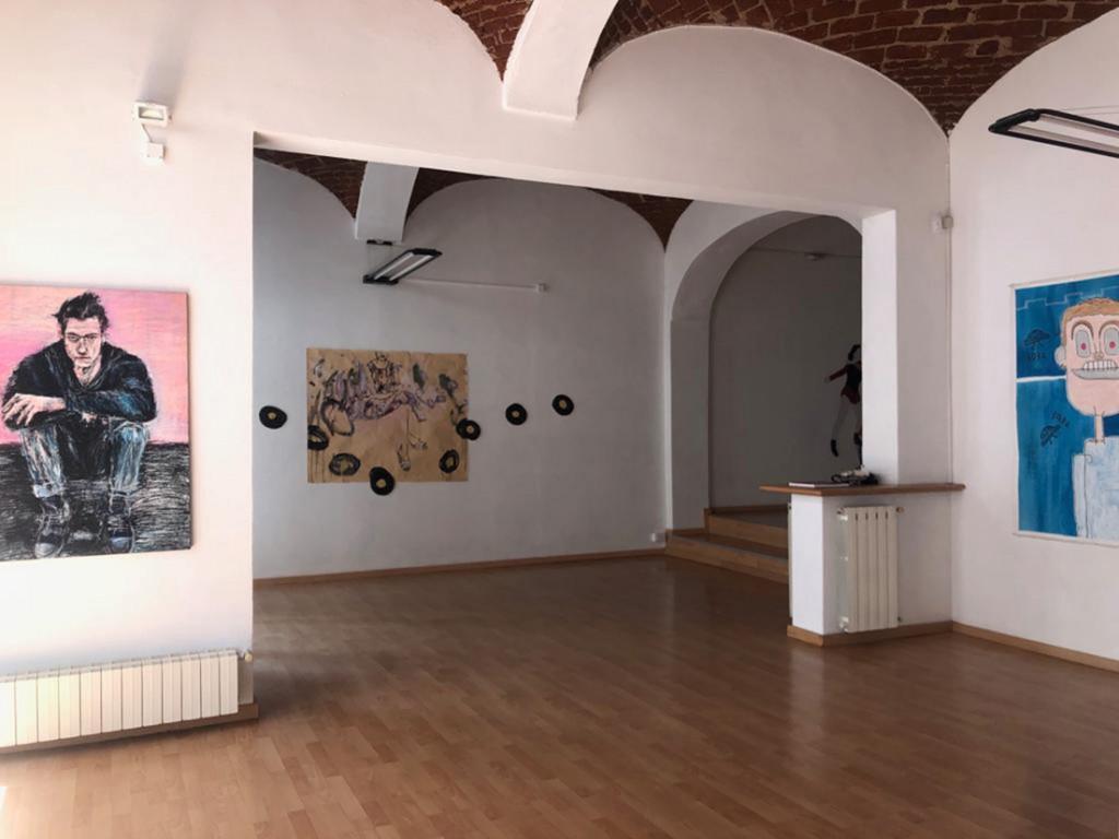 Galleria ViadeiMercati De Luca Cirnigliaro Lodola Filippo Biagioli