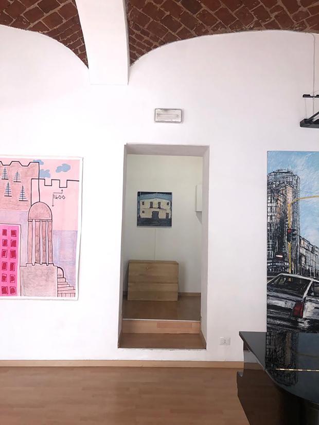 Galleria ViadeiMercati Filippo Biagioli Cirnigliaro