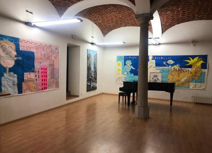ICONA Galleria ViadeiMercati Filippo Biagioli Cirnigliaro 1