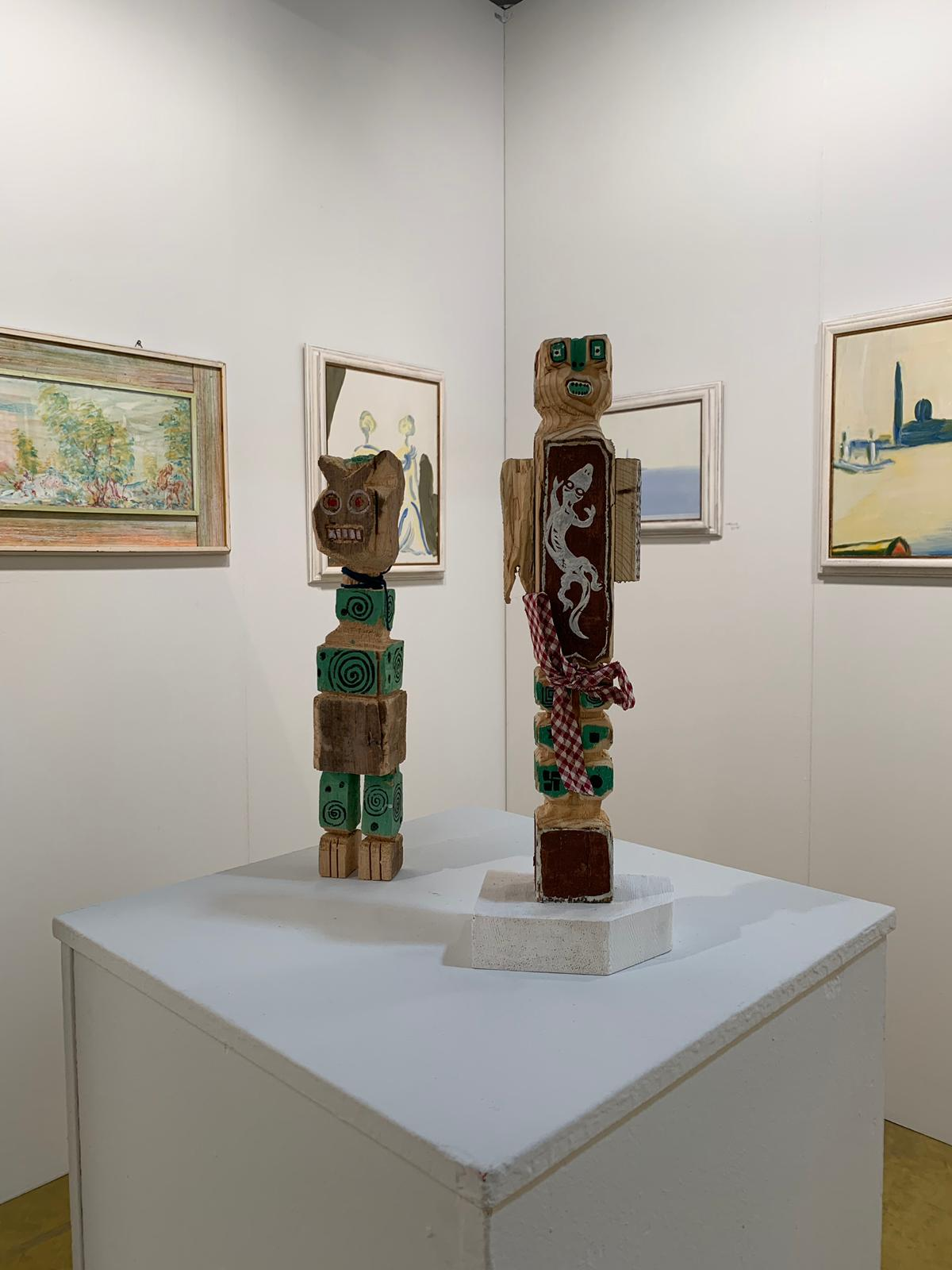 Arte Parma 2019: Filippo Biagioli, Virgilio Guidi, Orfeo Tamburi, Aligi Sassu alla galleria Enrico Art Suite