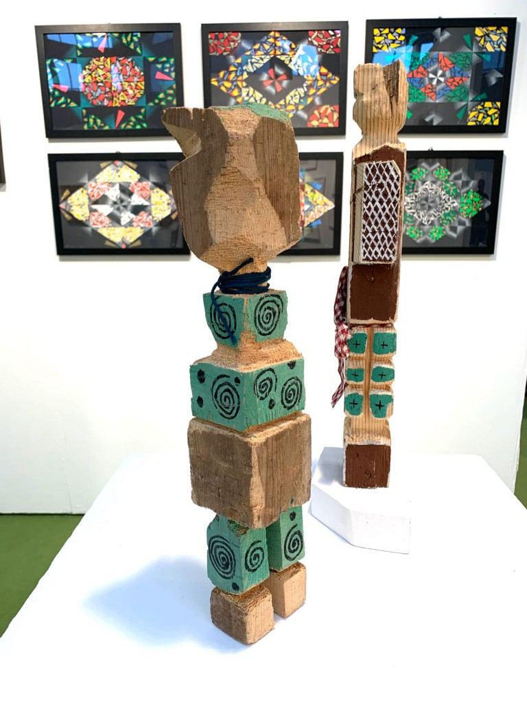 Ennio Finzi Filippo Biagioli Enrico Suite Gallery PAT Pavia 2019