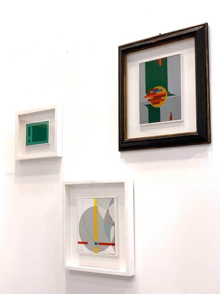 Enrico Art Suite Del Pezzo Garcia Rossi Veronesi Calderara Arte Padova 2019 2