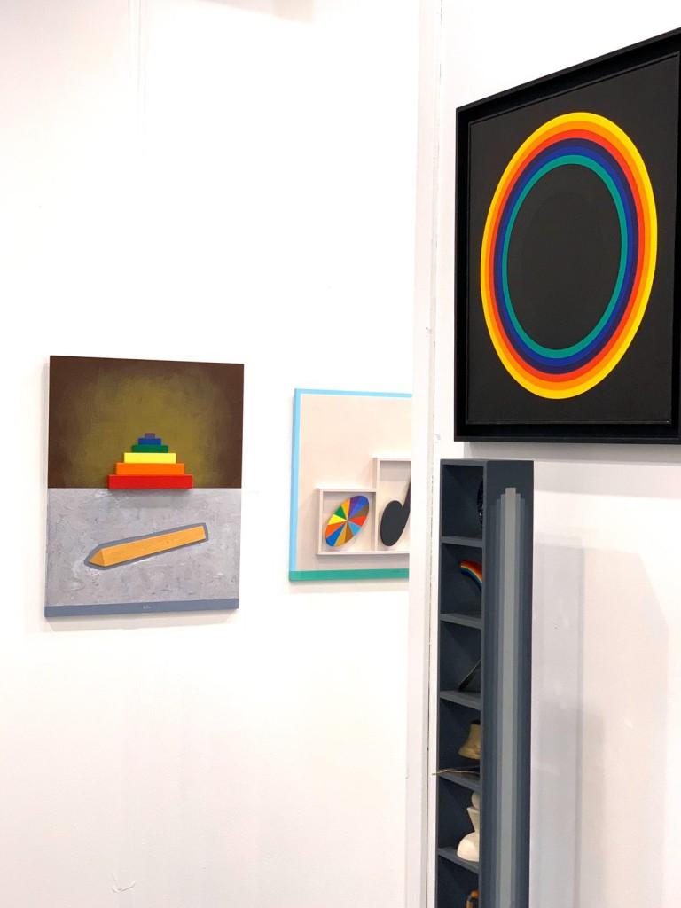 Enrico Art Suite Del Pezzo Garcia Rossi Veronesi Calderara Arte Padova 2019 4