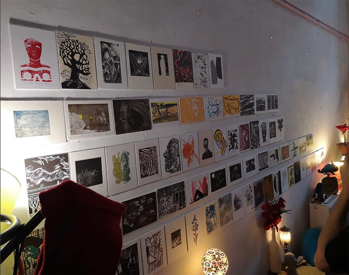 PrintCard Wrocław la mostra