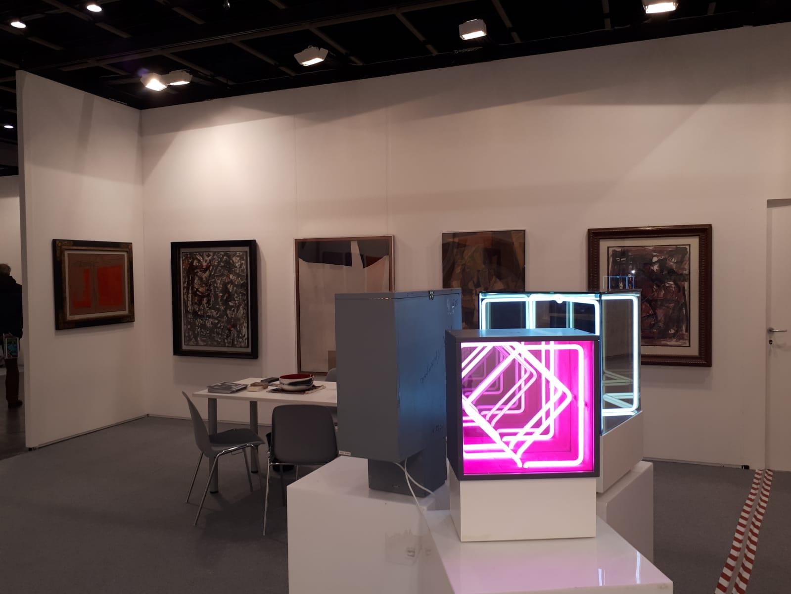 Arte Padova 2019 occasione di ricordi d'arte e d'artisti…