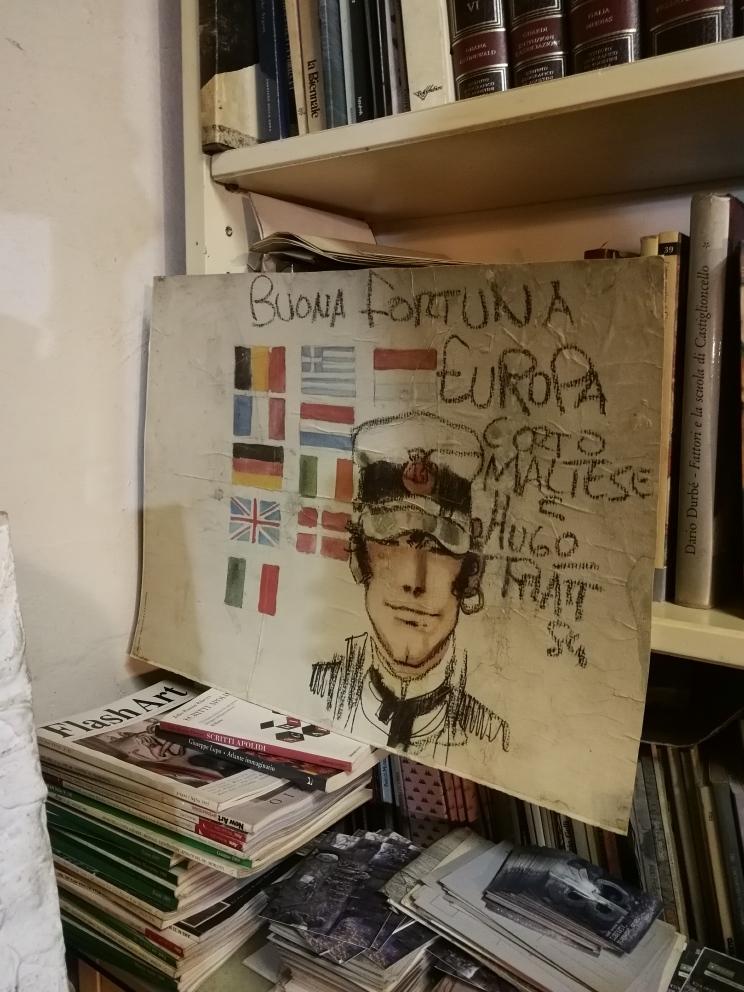 Visita allo studio di Paolo Beneforti e Silvia Beneforti 1