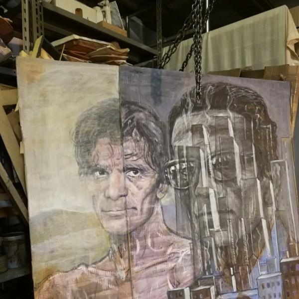 Visita allo studio d'Arte di Paolo Beneforti e Silvia Beneforti