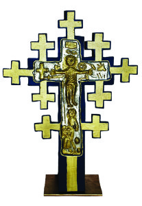 croce della passione 44,5 33,5 x 15 2015