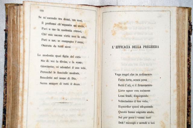 Cantilene domestiche popolari di Ferdinando de Pellegrini