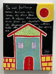 Enrico Art Suite Sffordable Art Milano William Giacomini Filippo Biagioli Paola Boni