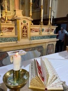 filippo biagioli benedizione libro divozioni madonna della misericordia