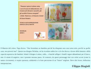Nicholas artisti connessi monsummano terme Filippo Biagioli
