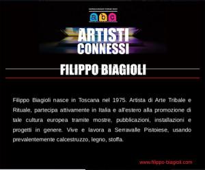 artisti connessi monsummano terme Filippo Biagioli