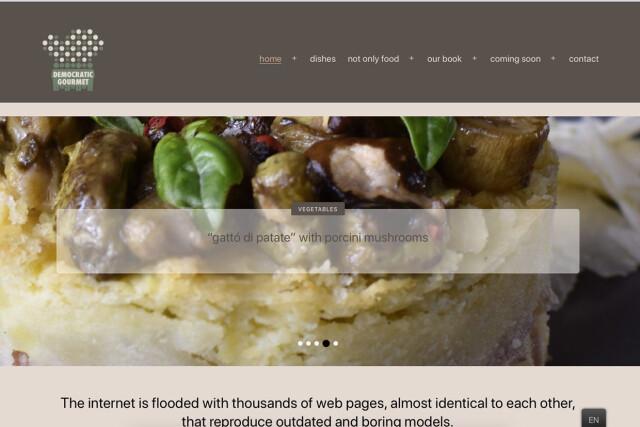 Democratic Gourmet, Oxford Armenian Studies, Ambasciata Armenia in Italia