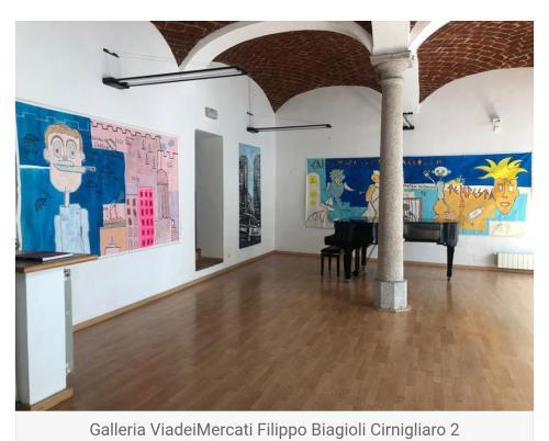 Collettiva Galleria ViadeiMercati Vercelli
