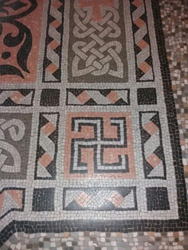 Pavimento Duomo Casale Monferrato