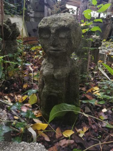 Santuario dell'Acqua Filippo Biagioli Guardian Figure